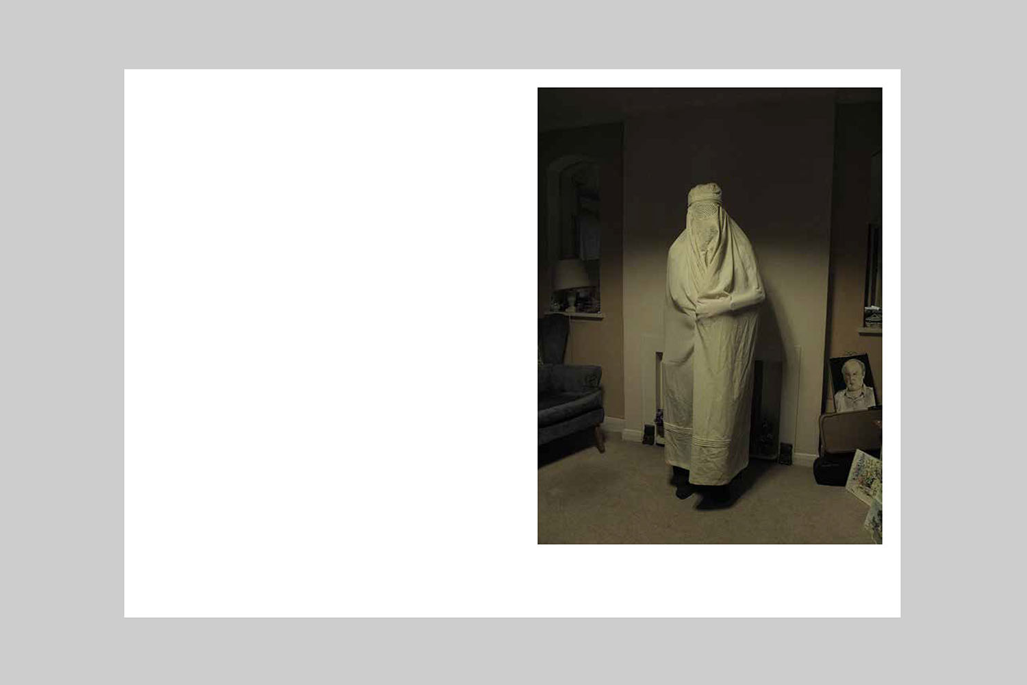 '2041' is an eponymous collection of self-portraits in which the image and  identity of the artist remain concealed. Using the camera to articulate a  passion ...
